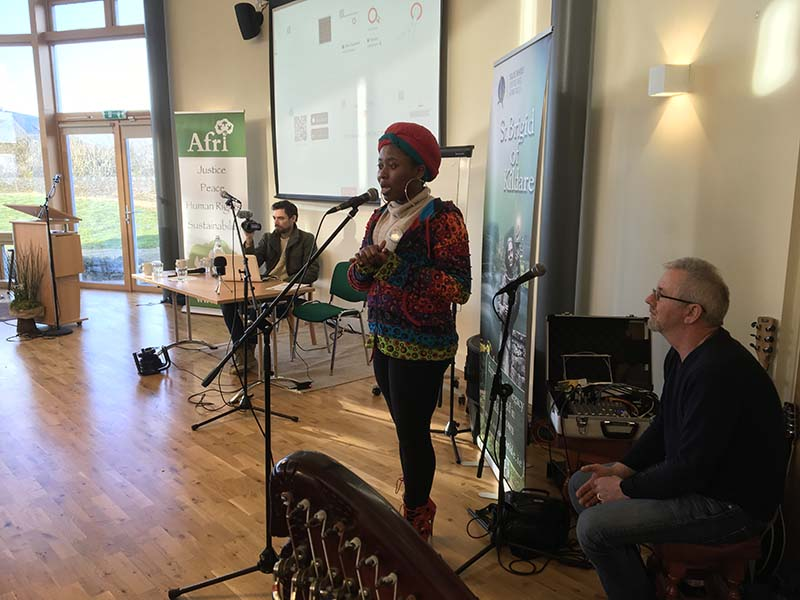 Afri Conference at Féile Bríde 2018