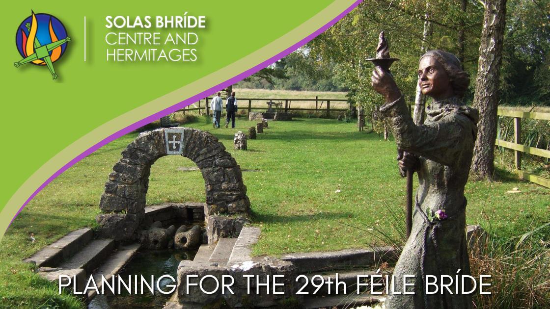 Planning for the 29th Féile Bríde