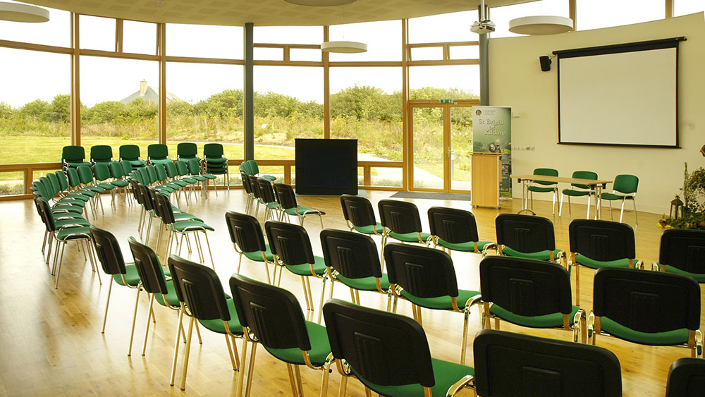 welcome, tranquillity and peace meeting room