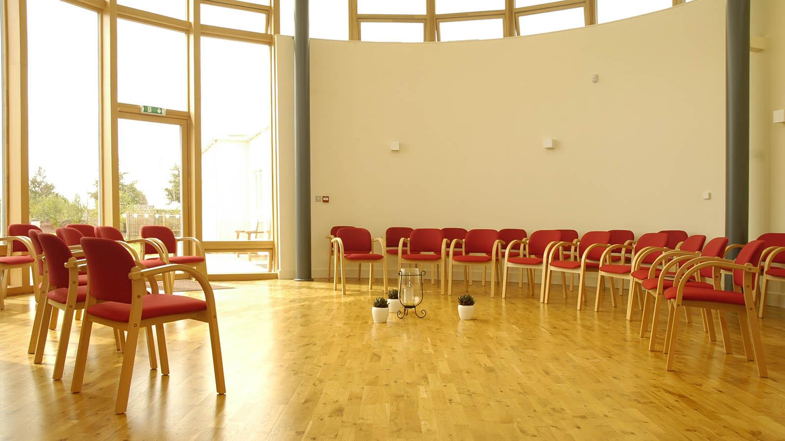 meeting room kildare solas bhride spiritual