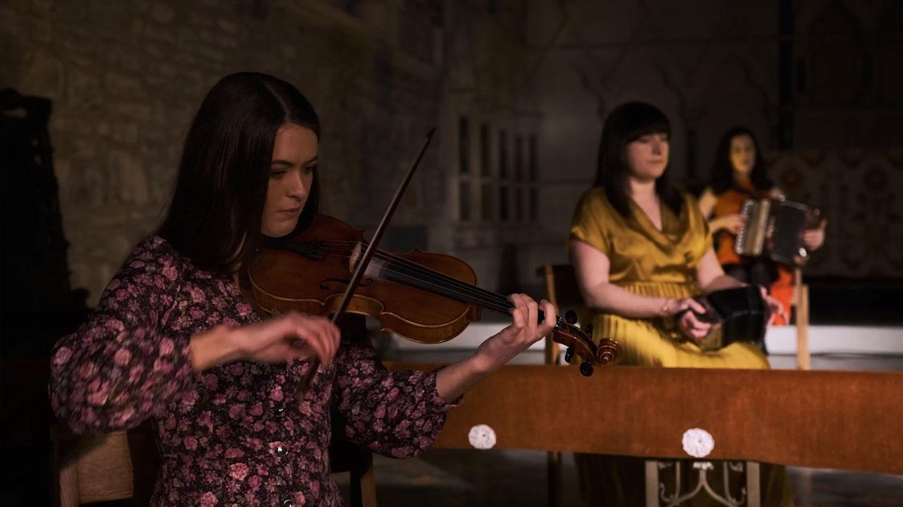 st brigid cathedral Kildare concert musicians