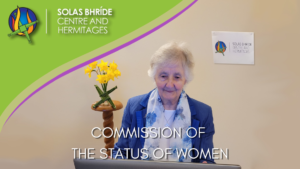 Commission of the Status of Women SOLAS BHRÍDE